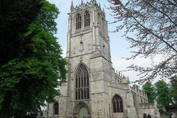 ST MARYS CHURCH TICKHILL